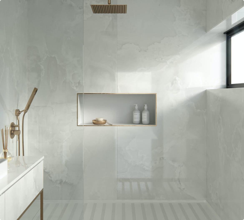Rem Dekton kitchen bathroom surfaces