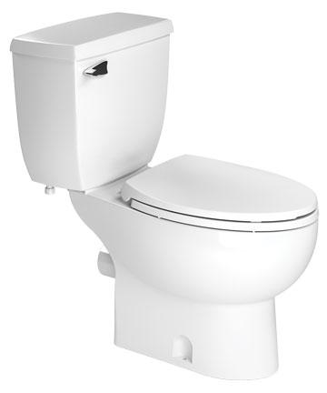 new vitreous china toilet bowls with a contemporary styling to complement modern bathroom design