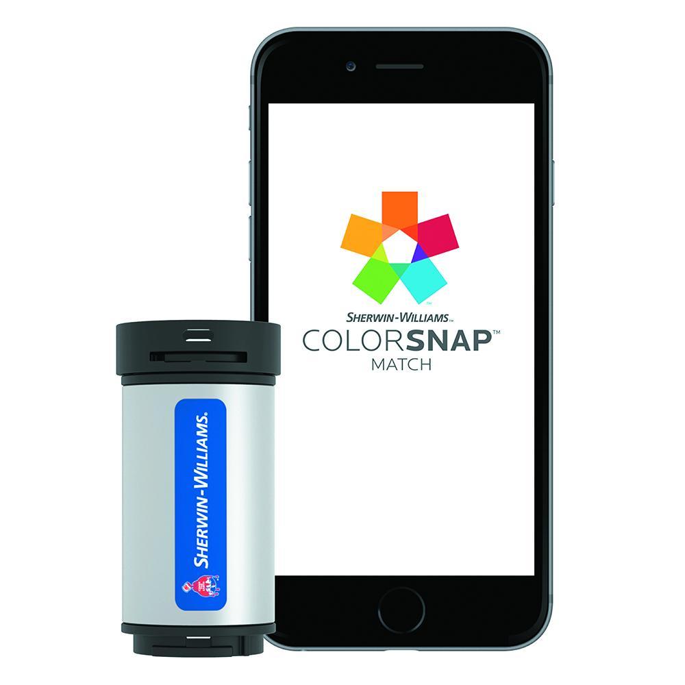 Portable Sherwin Williams Colorsnap Match Tool