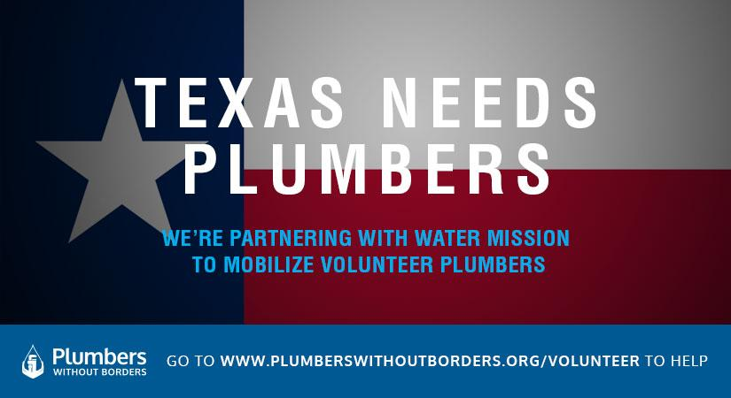 texas plumbers without borders