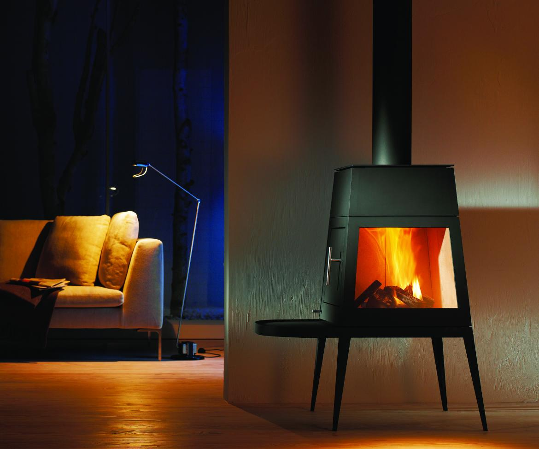 Wittus Shaker wood burning stove