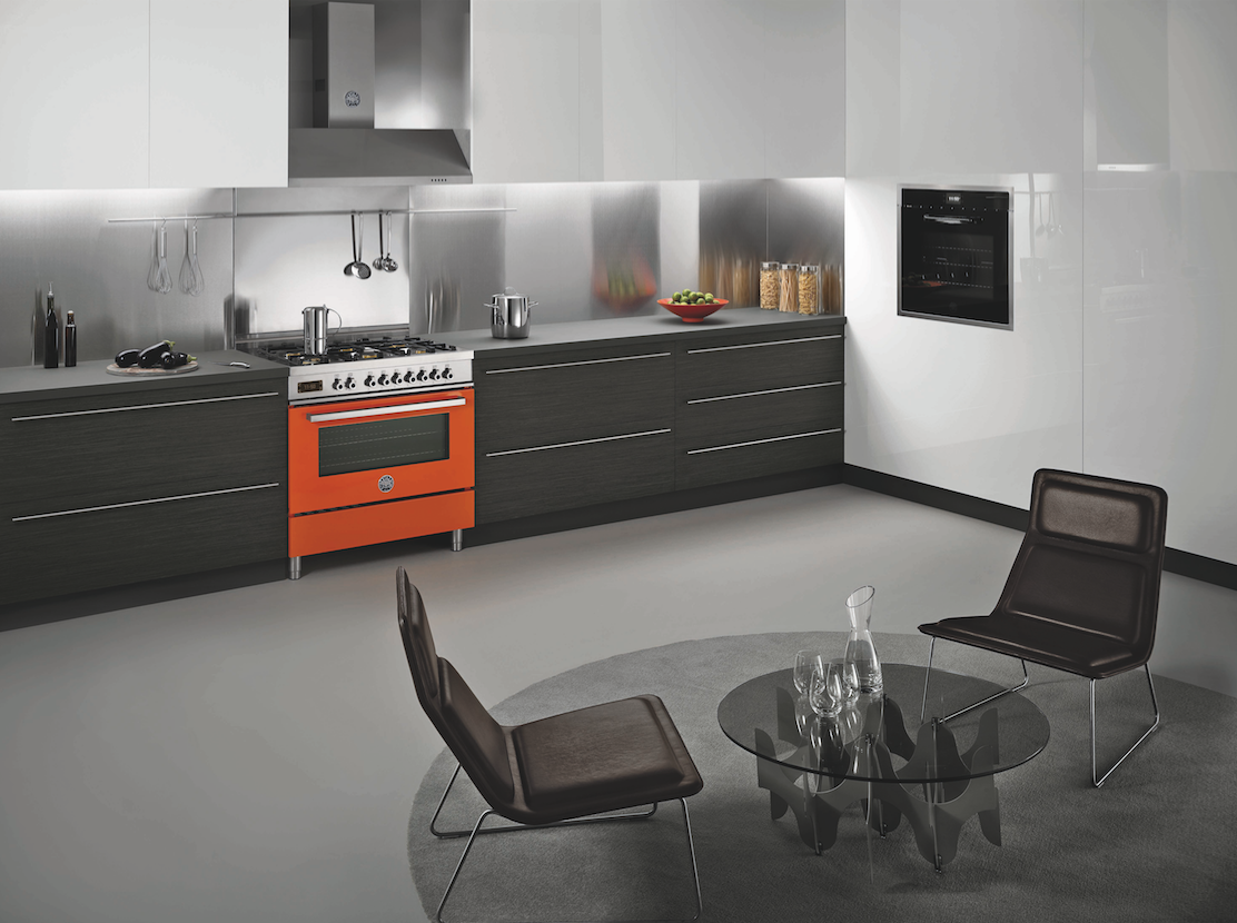 Bertazzoni: An Italian Brand Brings Performance and Design to