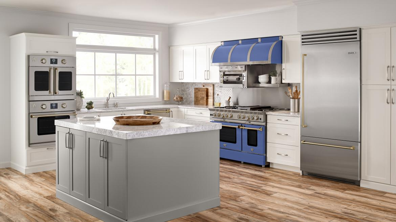 BlueStar Kitchen appliances made in america