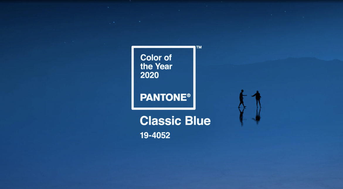 Color of the Year Pantone