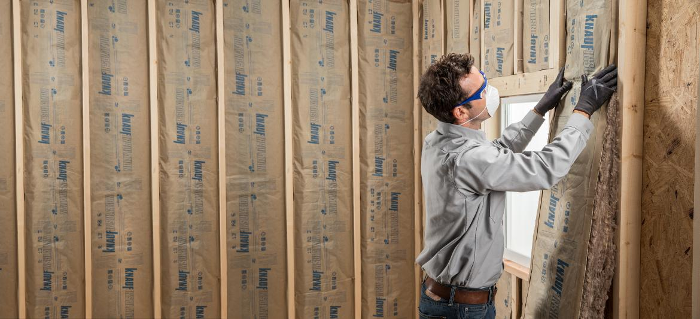 Knauff eco batt insulation