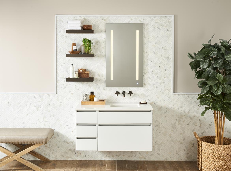 Robern Aio Medicin Cabinet with Mirror