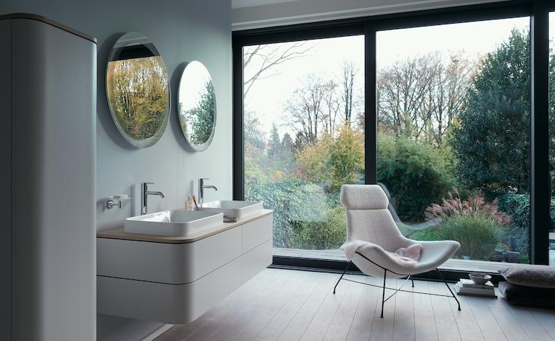 Bathroom Outdoor Connection Duravit