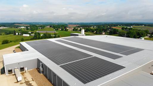 provia solar array
