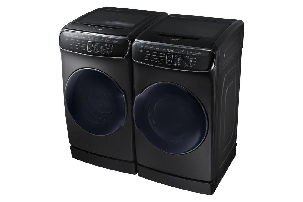 Samsung four-in-one washer dryer