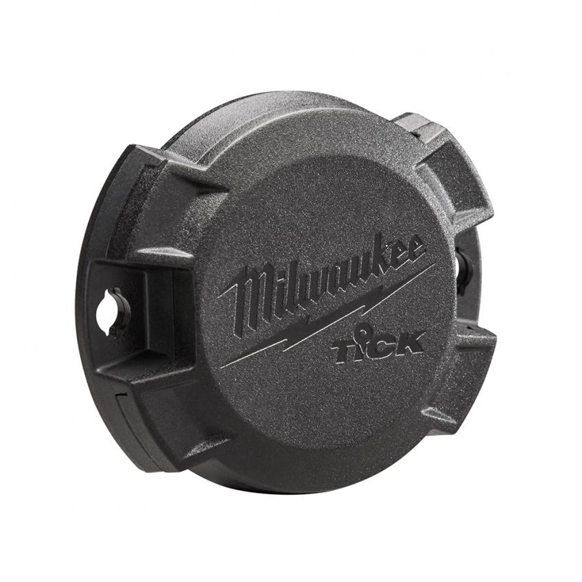 Milwaukee Tool has introduced a new Blutooth-enabled tool and equipment tracker that can be easily attached and hidden from sight on any product.