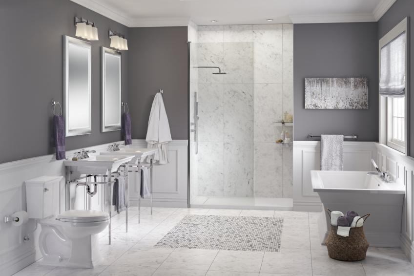 American Standard town square s full bath suite