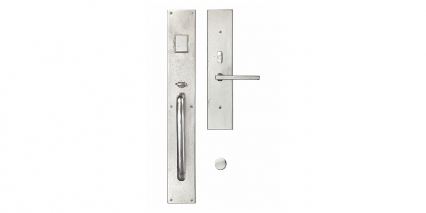 Ashley Norton Urban Suite Entryset white bronze