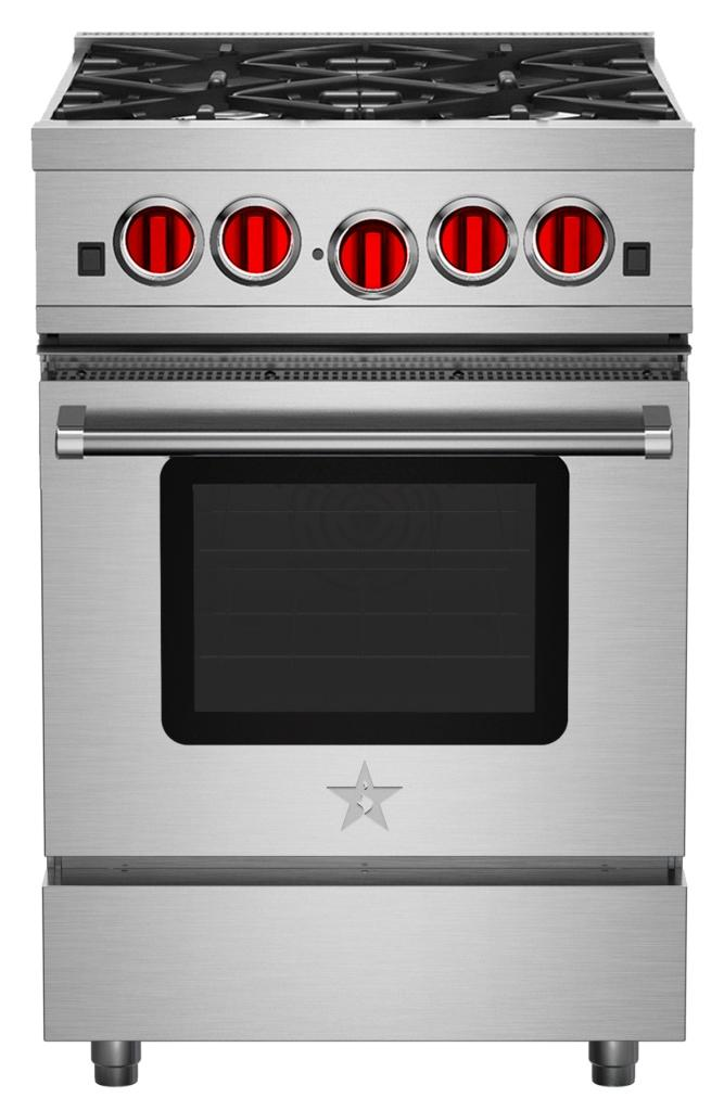 Bluestar 24-inch sealed burner