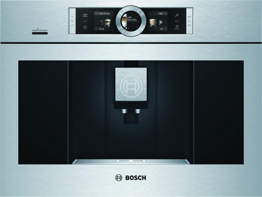 bosch built-in coffee machine