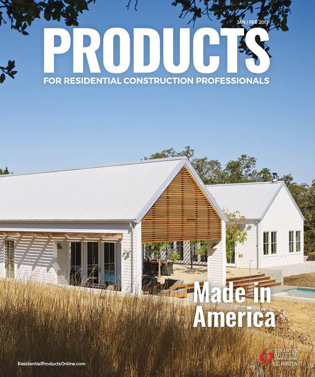 Products magazine for January/February 2017