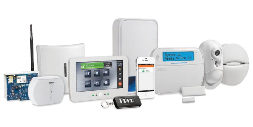 home security products dsc introduces new home automation security packages for 417