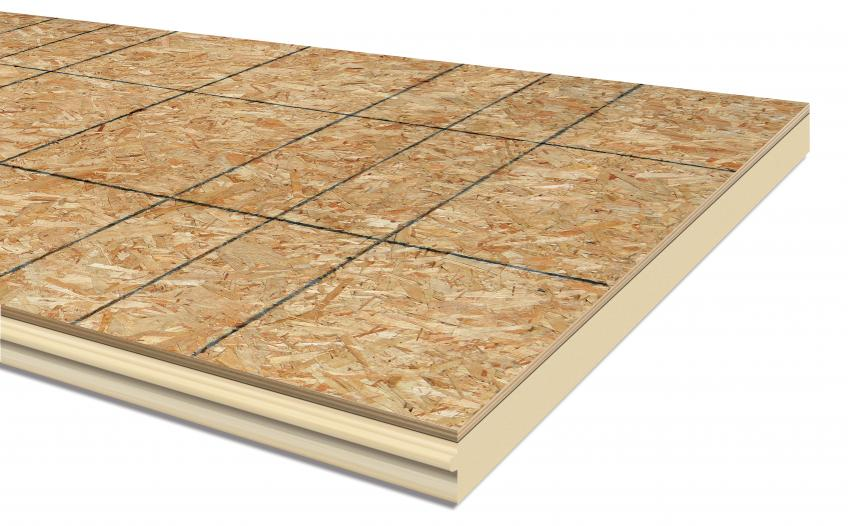 Gaf Introduces Thermacal Wall Exterior Insulation Panels Residential Products Online