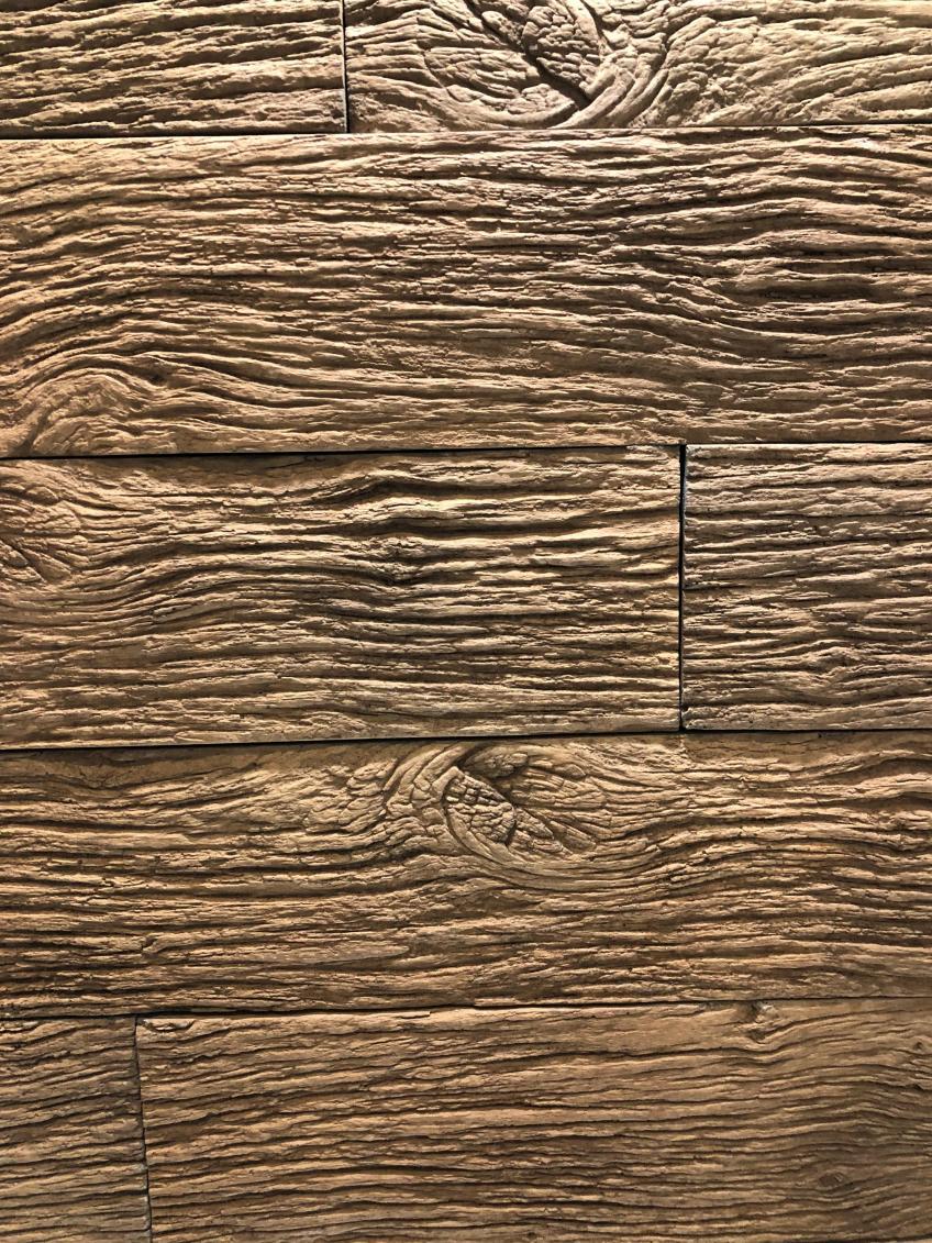 Environmental StoneWorks Reclaimed Barn Wood stone veneer