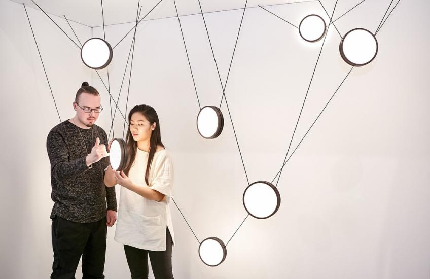 Lamp announces winners in lighting design competition