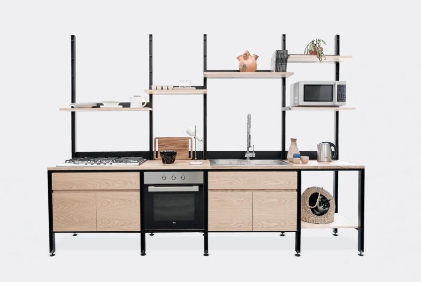 LCMX modular kitchen