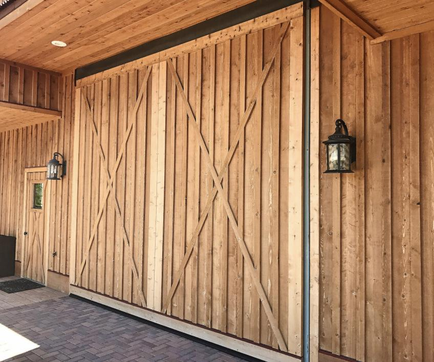 Midland Door Solutions has announced plans to start offering large custom architectural doors that can be used in high-end homes.