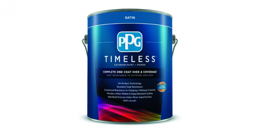 Ppg Timesless Paint Ca