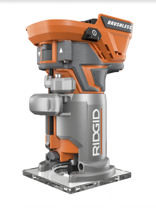 Ridgid Compact Router