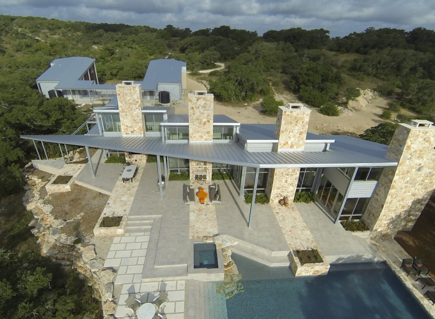 Texas Hill Home