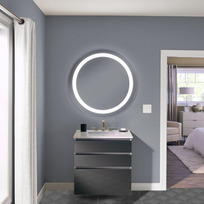 Robern Introduces Vitality Lighted Bath Mirrors For Budget Conscious  Projects