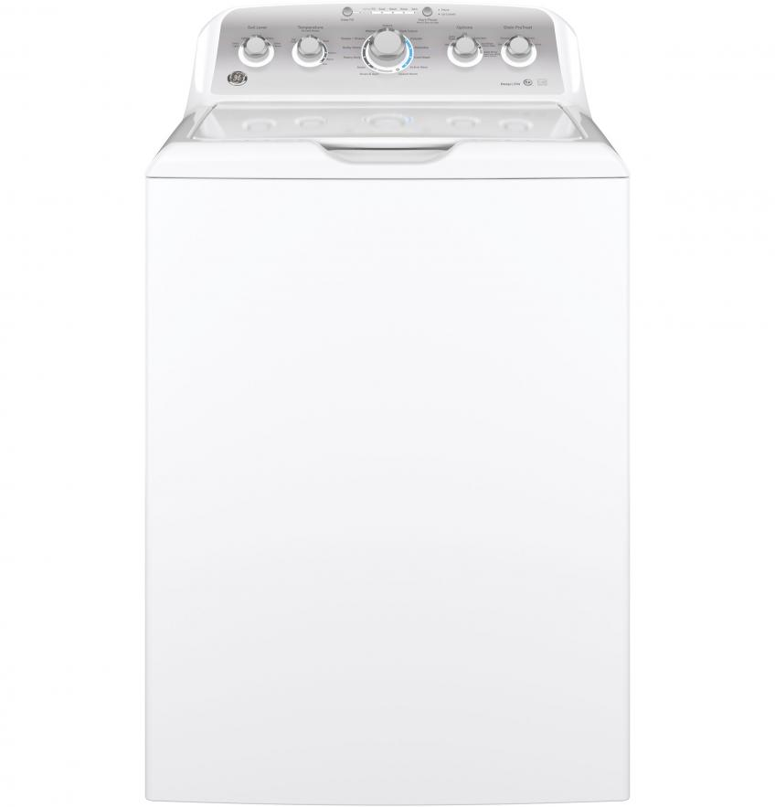 new top-load laundry pair, which includes what the company says is the largest agitator capacity on the market at 4.2 cubic feet