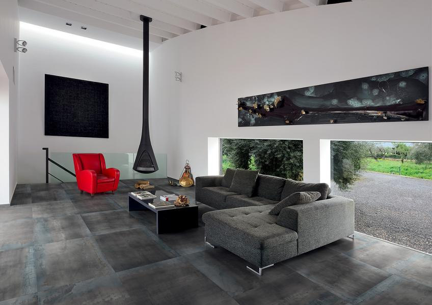 ... The Italian Tile Show Held Annually In Bologna, Five Distinctive Trends  Rose Above The Restu2014gray Colored Tiles, Texture, Extra Large Sizes, Wood  Tones, ...