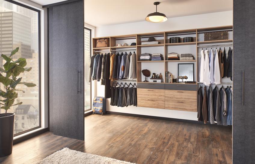 Closet Maid MasterSuite Closet