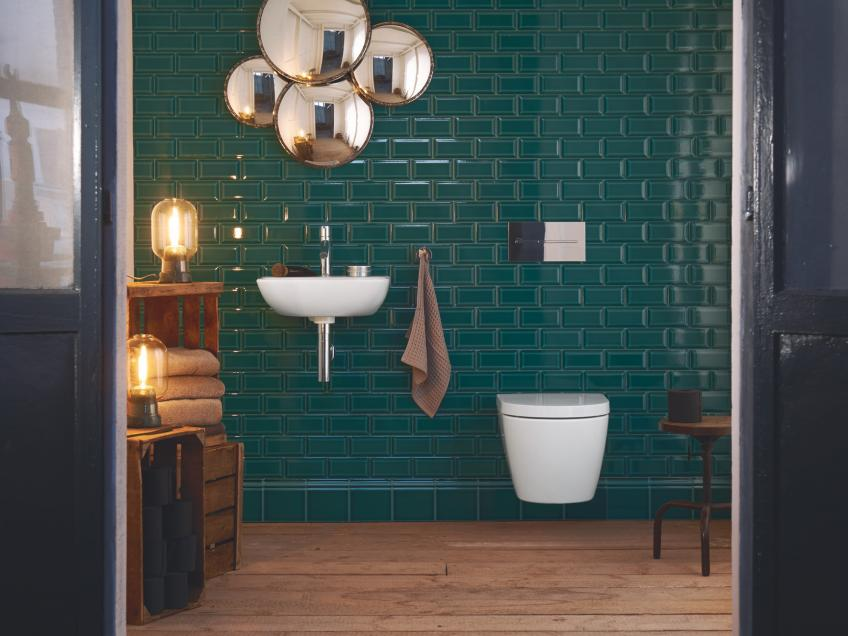 Duravit Me by Starck wall-hung toilet