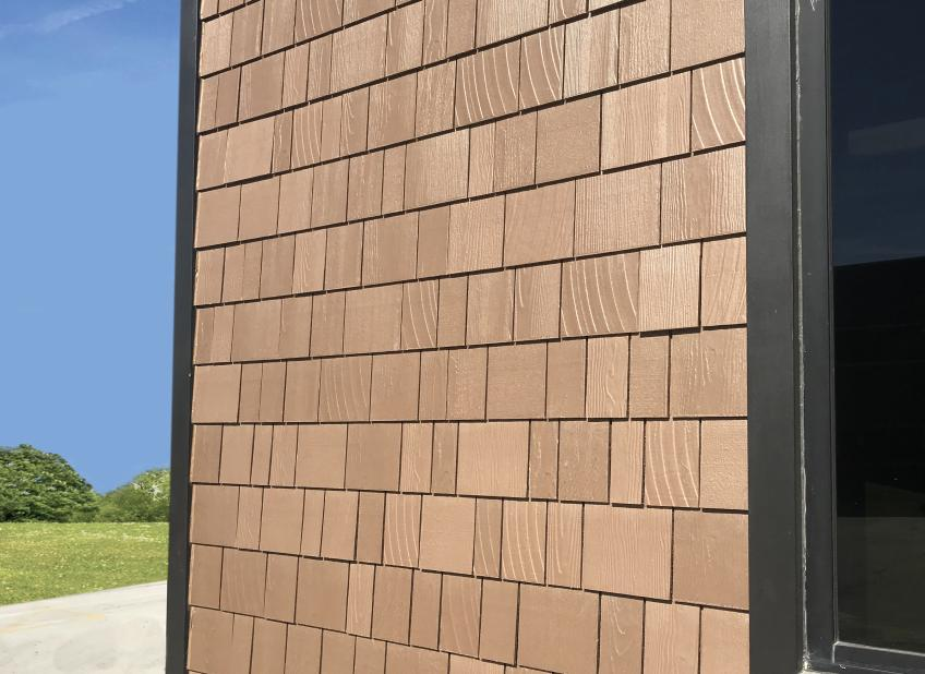James Hardie Artisan Shingle