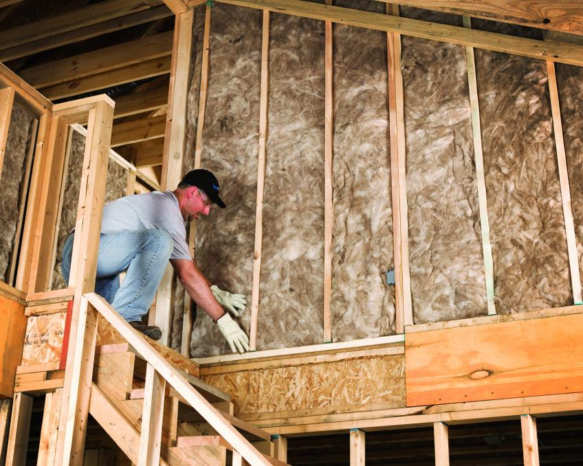 Why batt insulation r value residential products online for Batt insulation r value