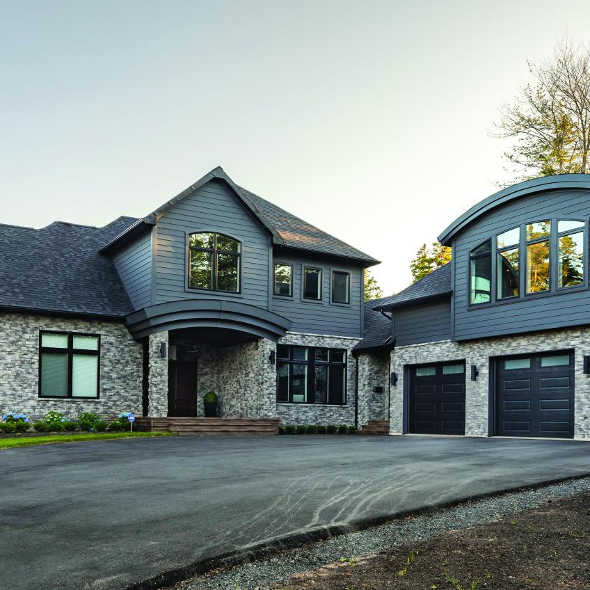 Royal Building Products celect cellular siding