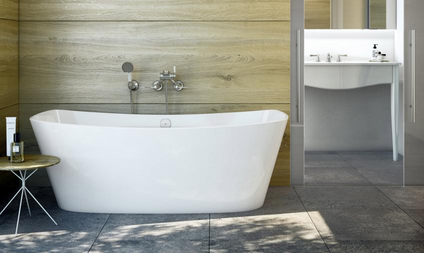 6 Artistic Freestanding Bath Tubs Residential Products Online