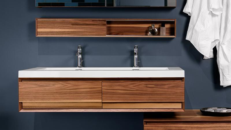 Is A Wall Or Floor Mount Vanity Right For Your Next Bath
