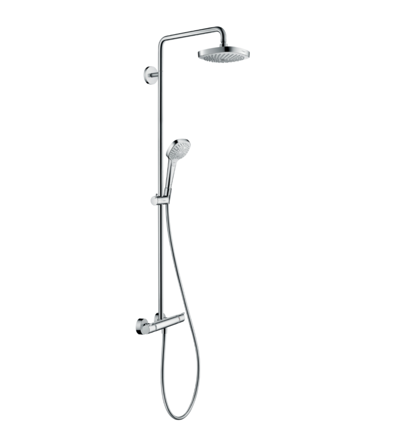 hansgrohe croma select e showerhead residential products. Black Bedroom Furniture Sets. Home Design Ideas