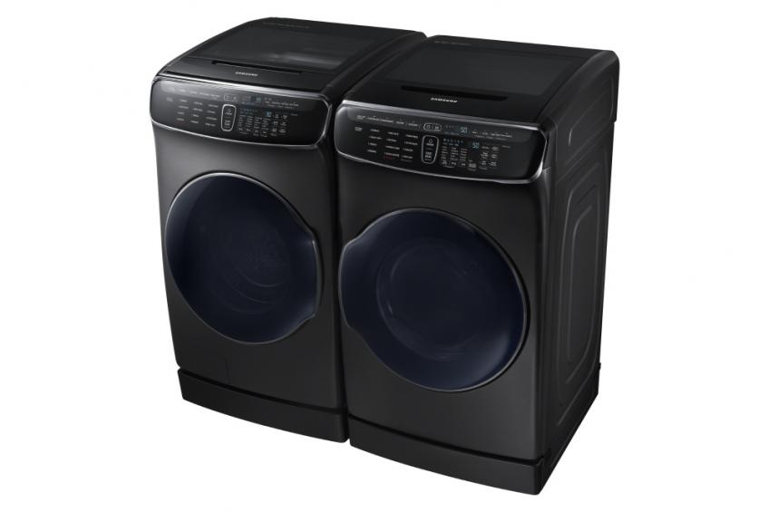 Samsung four-in-one washer dryer