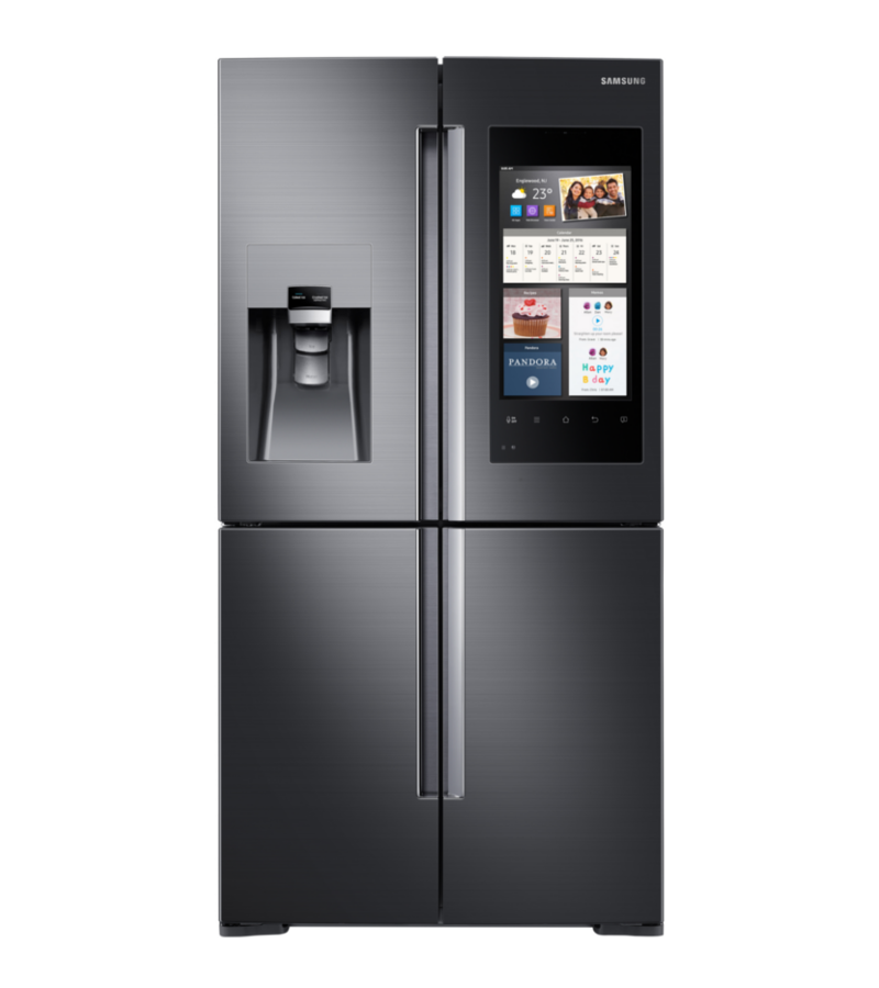 Samsung Connected Refrigerator Products