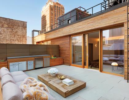 60 White Street by Bostudio Architecture window renovation