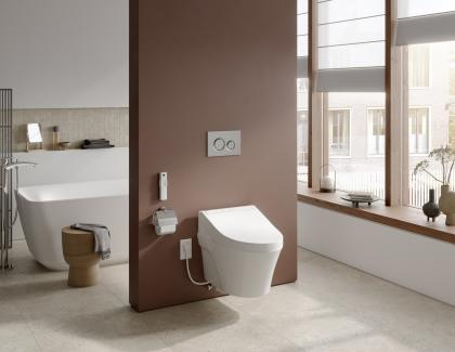 Affordable bidet seat toto