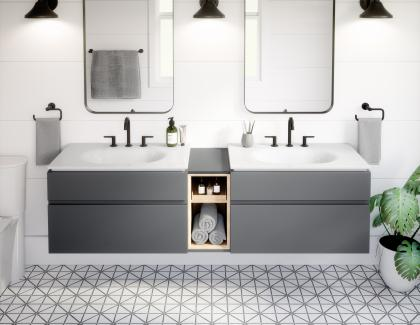 American Standard Studio S Bath Collection Vanities Environment Shot