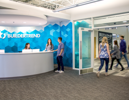 Buildertrend entrance