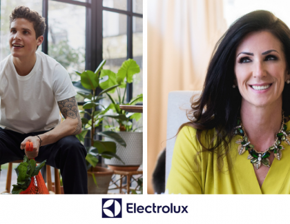 Electrolux Conscious Ambassadors Program for Designers