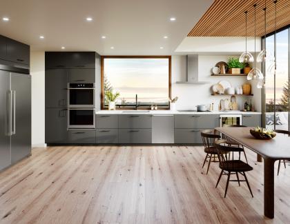 Electrolux Kitchen Suite kitchen project