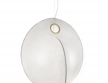 FLOS Overlap Pendant Michael Anastassiades Large Silo alternate shot