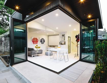 Hero Nakamoto Forest Laneway House Alex Glegg Design