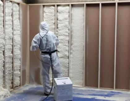Icynene-Lapolla Introduces New Low Pressure Spray Foam